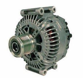 Sprinter Alternator Replacement
