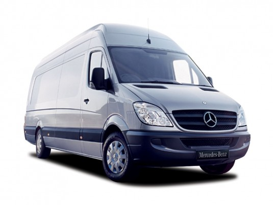Mercedes Sprinter Service - North Davis, UT